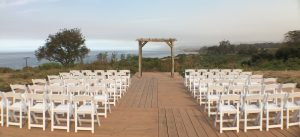 orchid ranch wedding ceremony