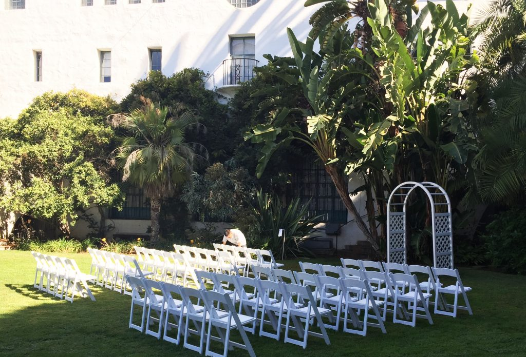 rotunda lawn wedding