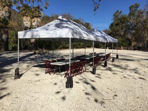 10x40 tent