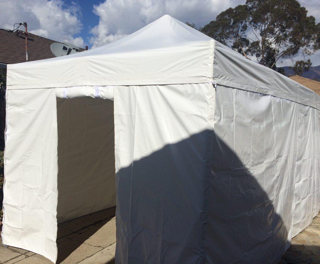 Rainy Day Tents Portfolio