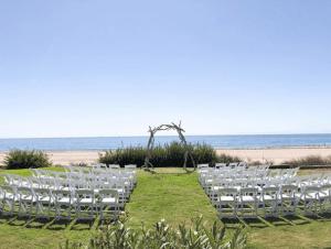 Ledbetter Beach Wedding