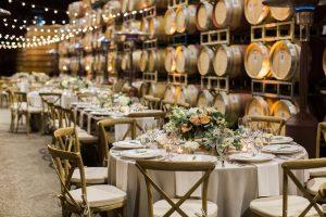 farmhouse and vineyard tables