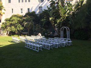 rotunda lawn wedding